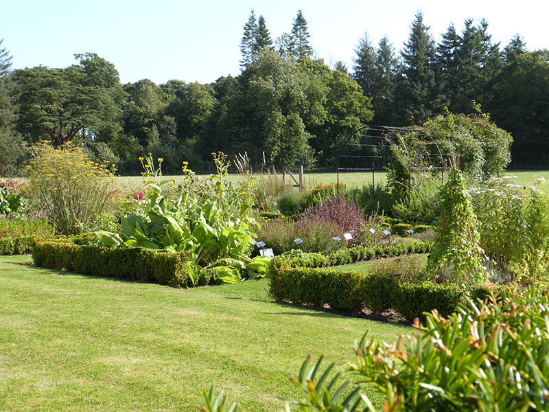 The Walled Garden at Logie