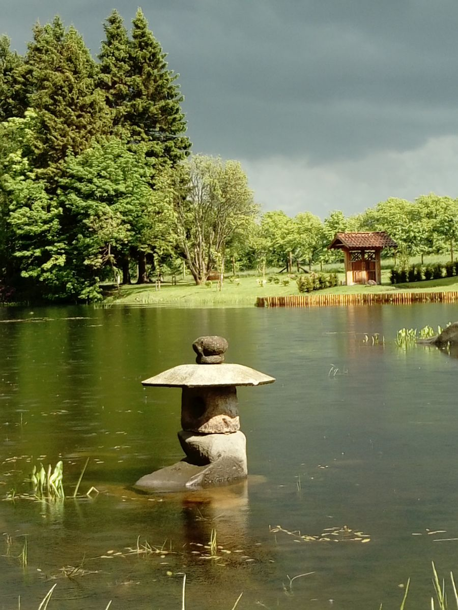 The Japanese Garden at Cowden