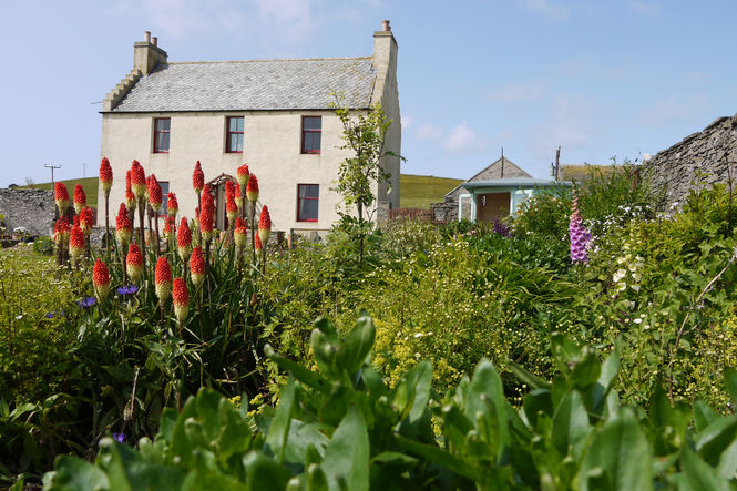 The Quoy of Houton, Orkney