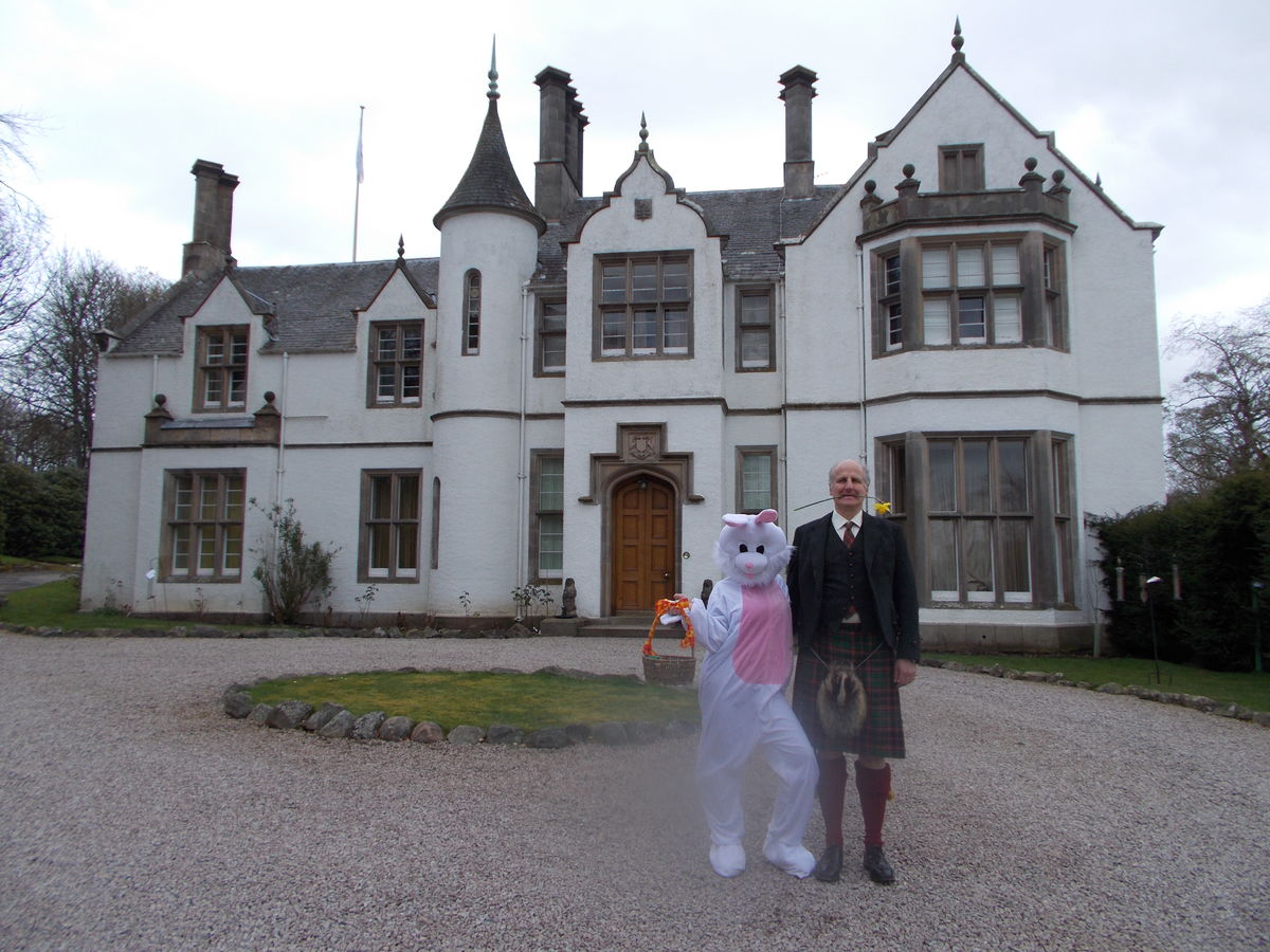 Auchmacoy Easter Bunny