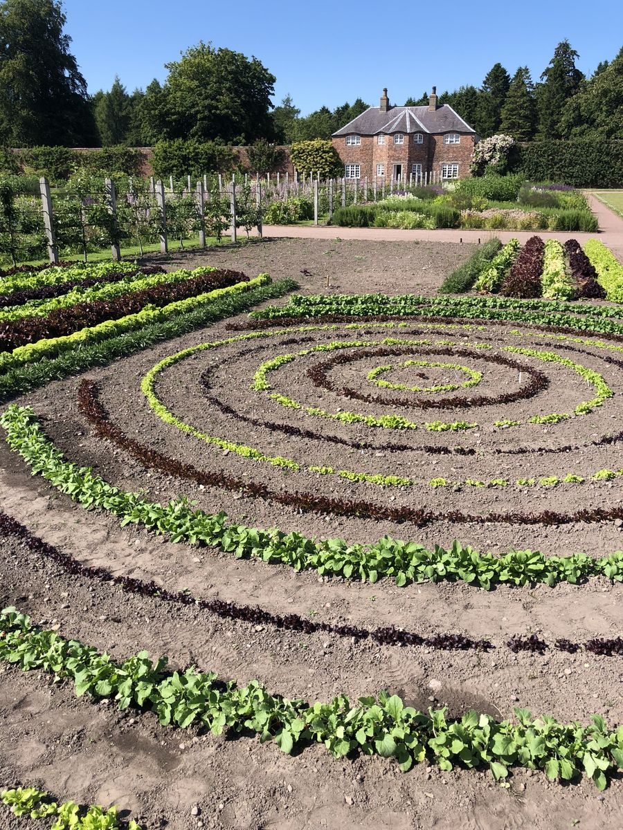 Gordon Castle Walled Garden