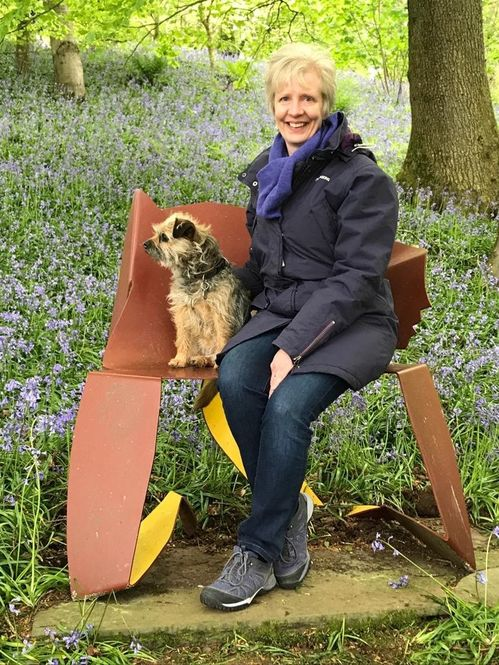 QNIS Chief Executive Clare Cable reflects on her visit to The Garden of Cosmic Speculation at Portrack