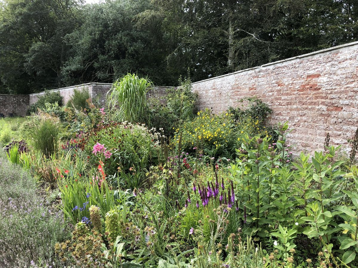 Balhary Walled Garden