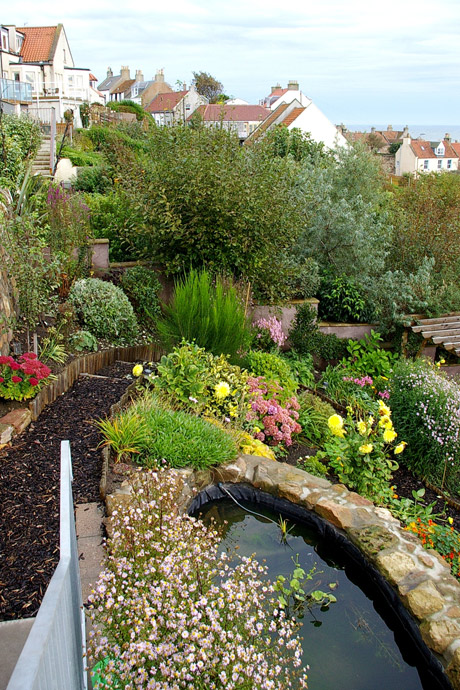 Pittenweem: Gardens in the Burgh