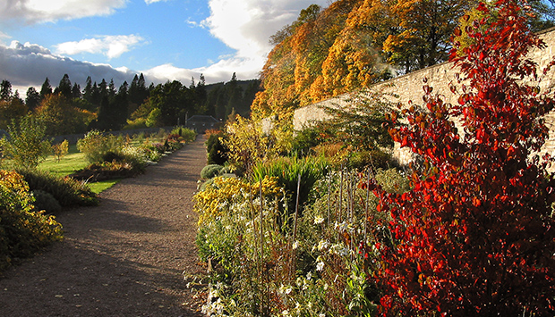 Blair Castle Gardens